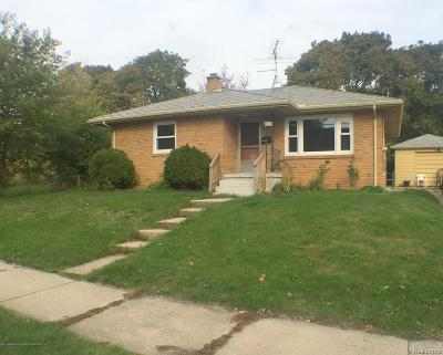 Grand Rapids Single Family Home For Sale: 943 4th Street #Nw