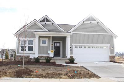 Lansing Single Family Home For Sale: 2815 Carnoustie Drive #30