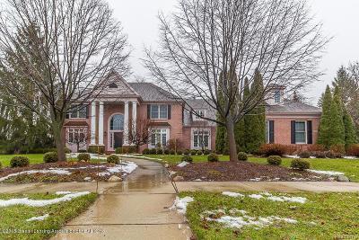 Meridian Charter Twp Single Family Home For Sale: 3668 Autumnwood Lane