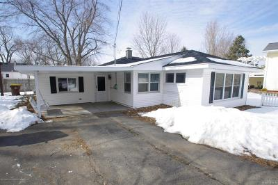 Dewitt Single Family Home For Sale: 315 N Hickory Street