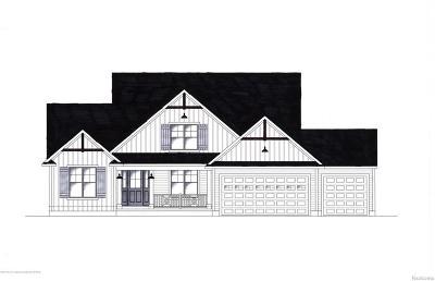 Clinton County Single Family Home For Sale: 11680 Murano Drive #, Unit #