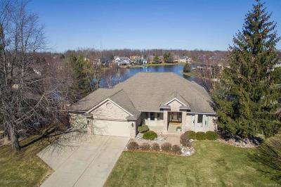 Clinton County Single Family Home For Sale: 604 Shoreline Drive