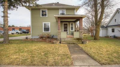 Dewitt Single Family Home For Sale: 215 W Washington Street