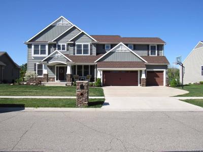 Clinton County Single Family Home For Sale: 4855 E Hawk Hollow Drive