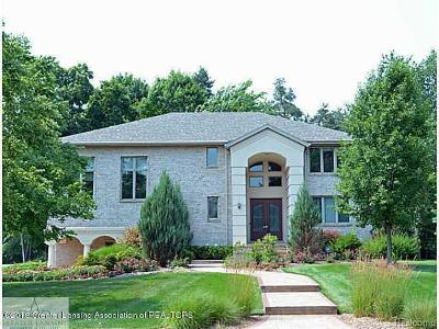 Clinton County Single Family Home For Sale: 16800 Thorngate Road
