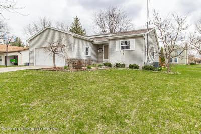 Dewitt Single Family Home Contingent - Continue To Show: 1217 Redpole Drive