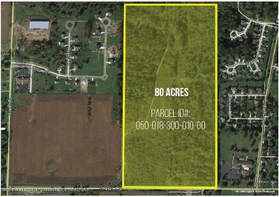 Clinton County Residential Lots & Land For Sale: 3500 W Clark Road