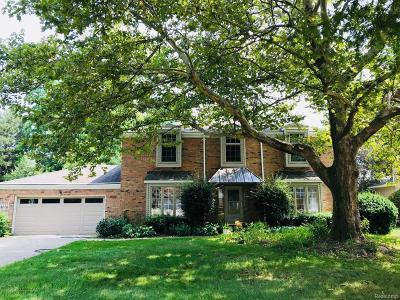 Lansing Single Family Home For Sale: 1826 Chester Road