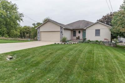 Hillsdale County Single Family Home For Sale: 14452 Limerick Lane