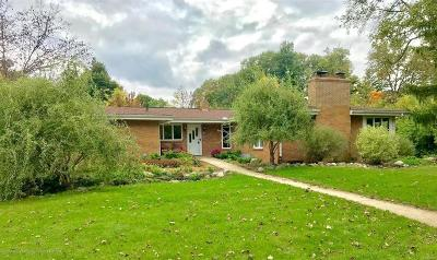 Lansing Single Family Home For Sale: 3001 Westchester Road