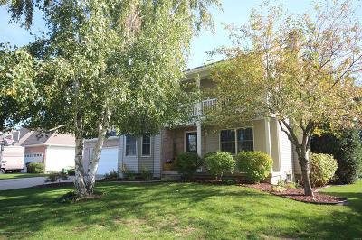 Dewitt Single Family Home For Sale: 210 Oakwood Drive