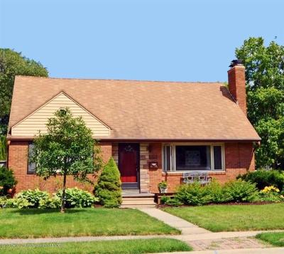 Lansing Single Family Home For Sale: 1535 Wellington Road