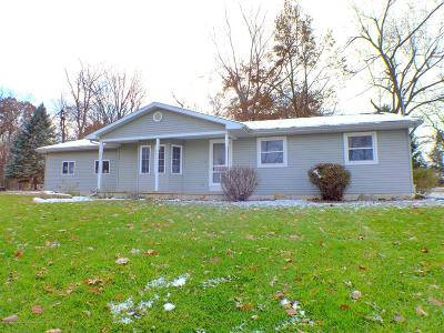 Dewitt Single Family Home For Sale: 416 Riverview