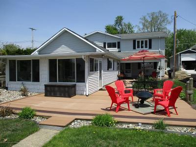 Calhoun County Single Family Home For Sale: 982 N Shore Drive