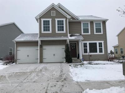 Lansing Single Family Home For Sale: 626 Worthington Drive