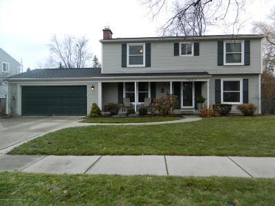 Lansing Single Family Home For Sale: 1907 N Fairview Avenue