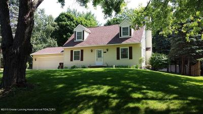 Dewitt Single Family Home For Sale: 1221 Longspur Drive