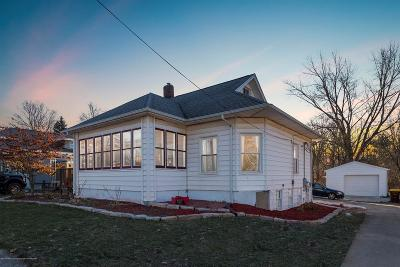Dewitt Single Family Home For Sale: 317 W Washington Street