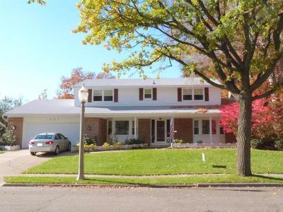Lansing Single Family Home For Sale: 1927 Vassar Drive