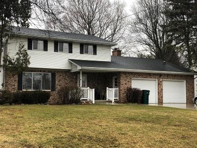 Lansing Single Family Home For Sale: 1913 Dell Road