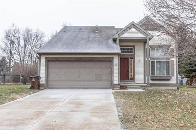 Dewitt Single Family Home For Sale: 12940 Ontonagon