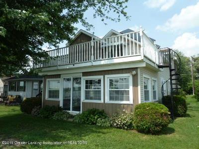 Calhoun County Single Family Home For Sale: 1091 North Shore Dr