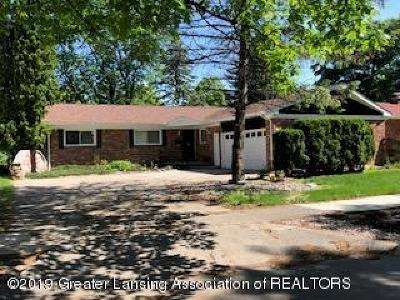 Lansing Single Family Home For Sale: 3416 Inverary Drive