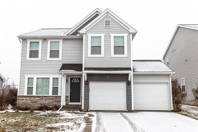 Lansing Single Family Home For Sale: 606 Nantucket Drive