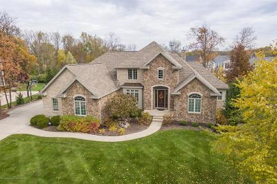 Meridian Charter Twp Single Family Home For Sale: 6234 W Pine Hollow Drive
