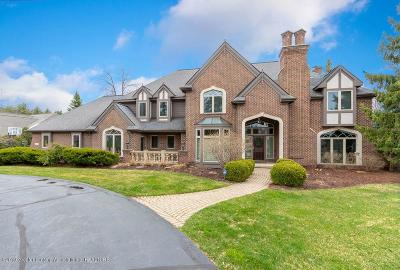 Meridian Charter Twp Single Family Home For Sale: 6446 Ridgepond Place