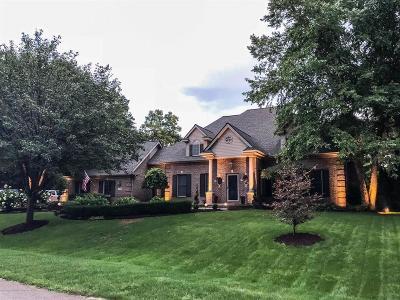 White Lake, White Lake Twp Single Family Home For Sale: 2450 Canyon Ridge Drive