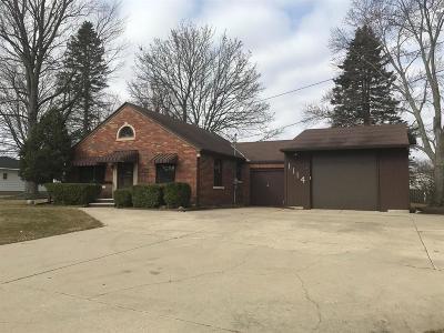 Dewitt Single Family Home For Sale: 1114 Turner Street