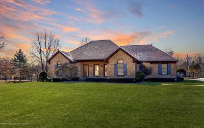 Dewitt Single Family Home For Sale: 512 E Main Street