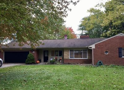 Troy Single Family Home For Sale: 99 Habrand Drive