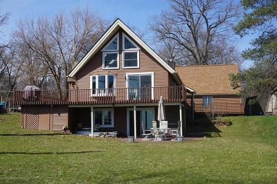 Fenton MI Single Family Home For Sale: $619,900