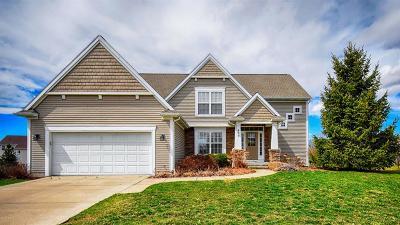 Dewitt Single Family Home For Sale: 409 Snapdragon Lane