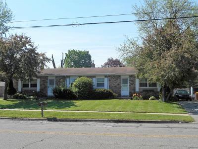 Multi Family Home For Sale: 5521 W Michigan Avenue