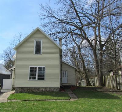 Multi Family Home For Sale: 509 W Columbia Street