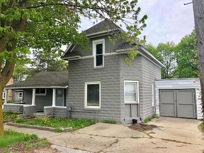 Washington Single Family Home For Sale: 112 State Street