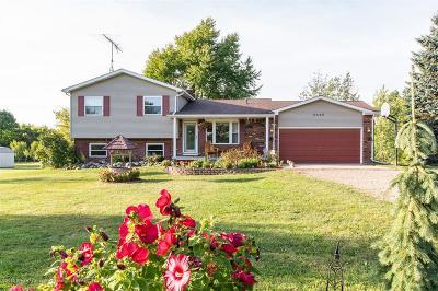 Single Family Home For Sale: 9495 E Cole Road