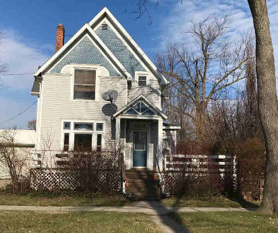 Bay City Multi Family Home For Sale: 1315 4th St.