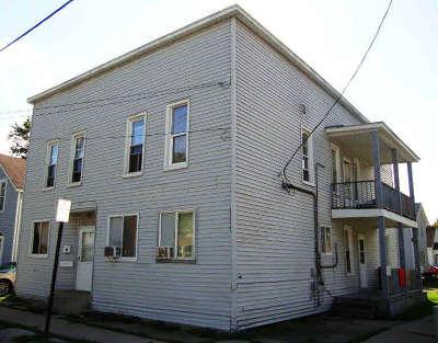 Bay City Multi Family Home For Sale: 500 S Van Buren