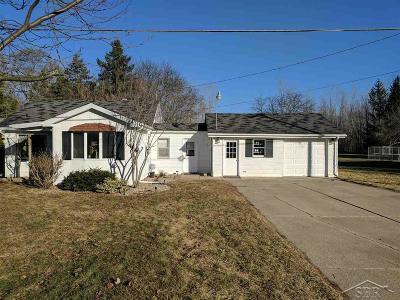 Saginaw Single Family Home For Sale: 3175 Weigl