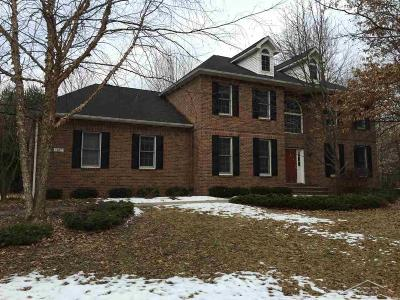 Midland Single Family Home For Sale: 5407 Pondview