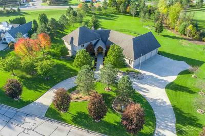 Saginaw Single Family Home For Sale: 4243 Carmel