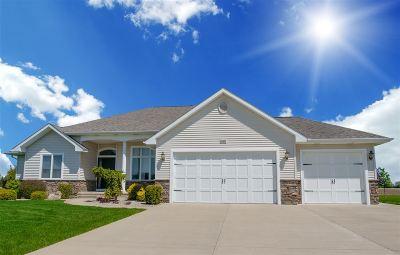 Saginaw Single Family Home For Sale: 6831 Pleasant Ridge Trail