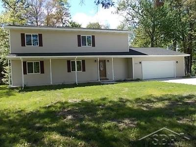 Midland Single Family Home For Sale: 4923 Foster Road