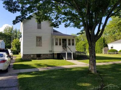 Bay City Single Family Home For Sale: 1411 Marchand St