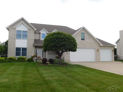 Saginaw Single Family Home For Sale: 6888 Heatheridge
