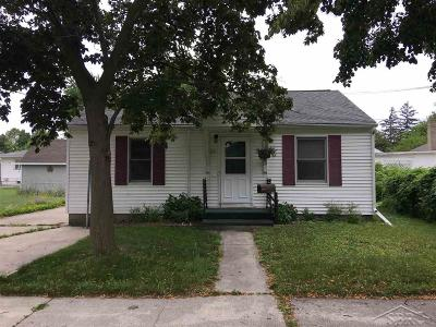 Bay City Single Family Home For Sale: 405 Frank St